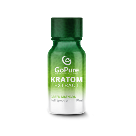 liquid kratom extract green maengda full spectrum